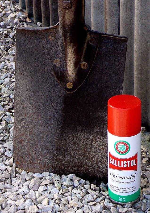 Ballistol Werkzeugpflege Www Blickfang Alte Zeiten De