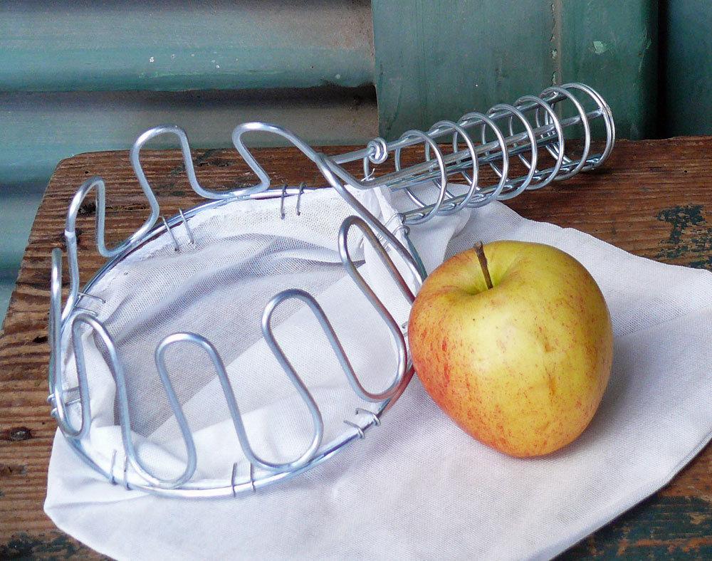 Verschiedene Blickfang Alte Zeiten Referenz Von Apfelpflücker